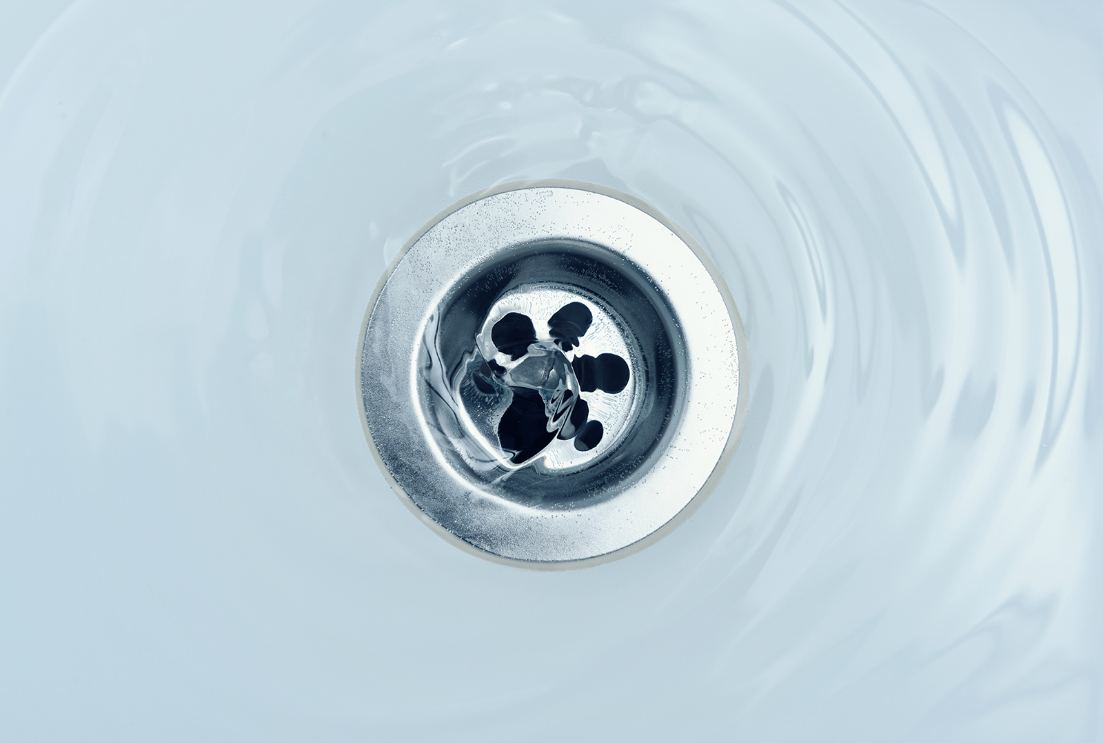 how to clean bathroom sink drain