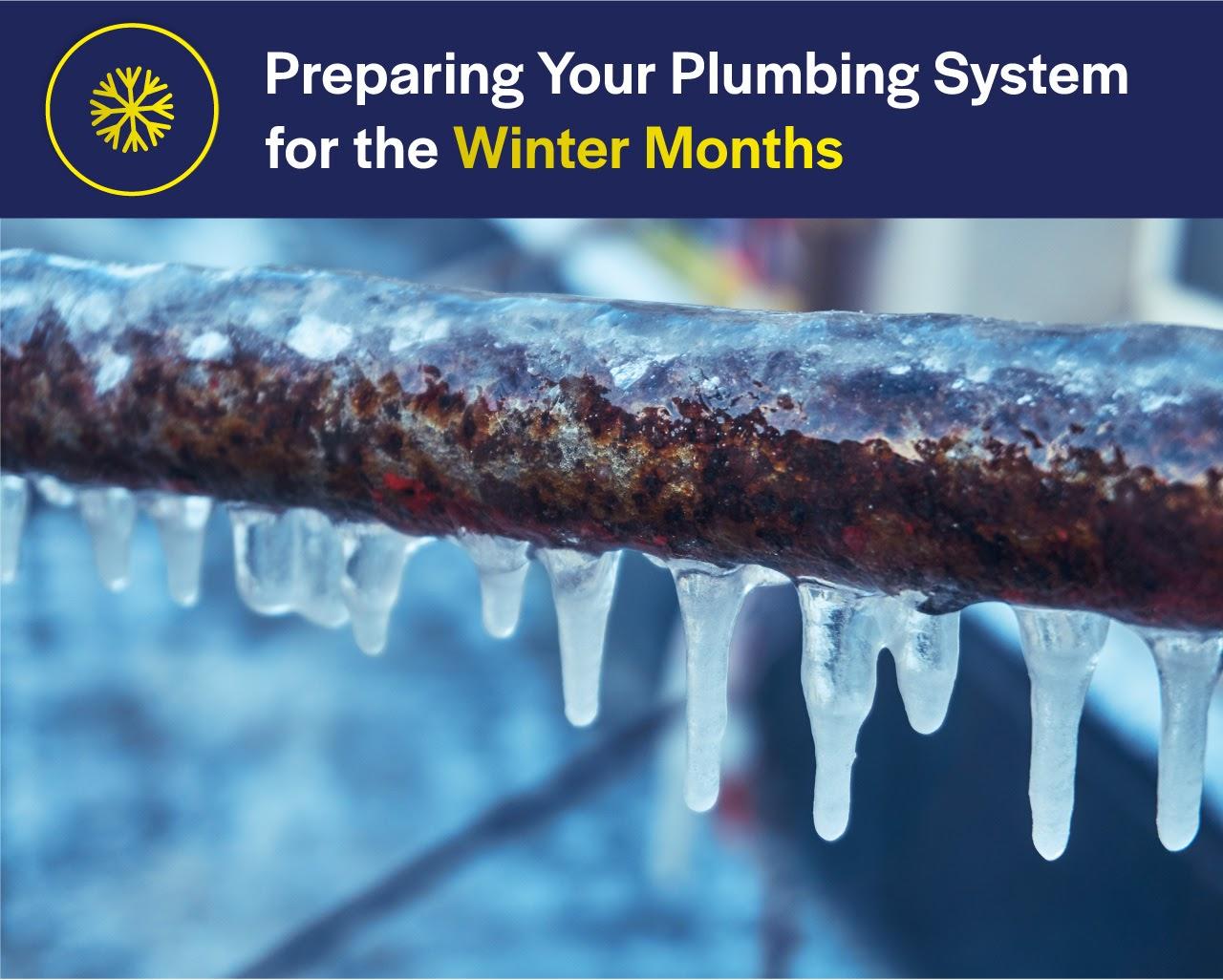 winter plumbing maintenance