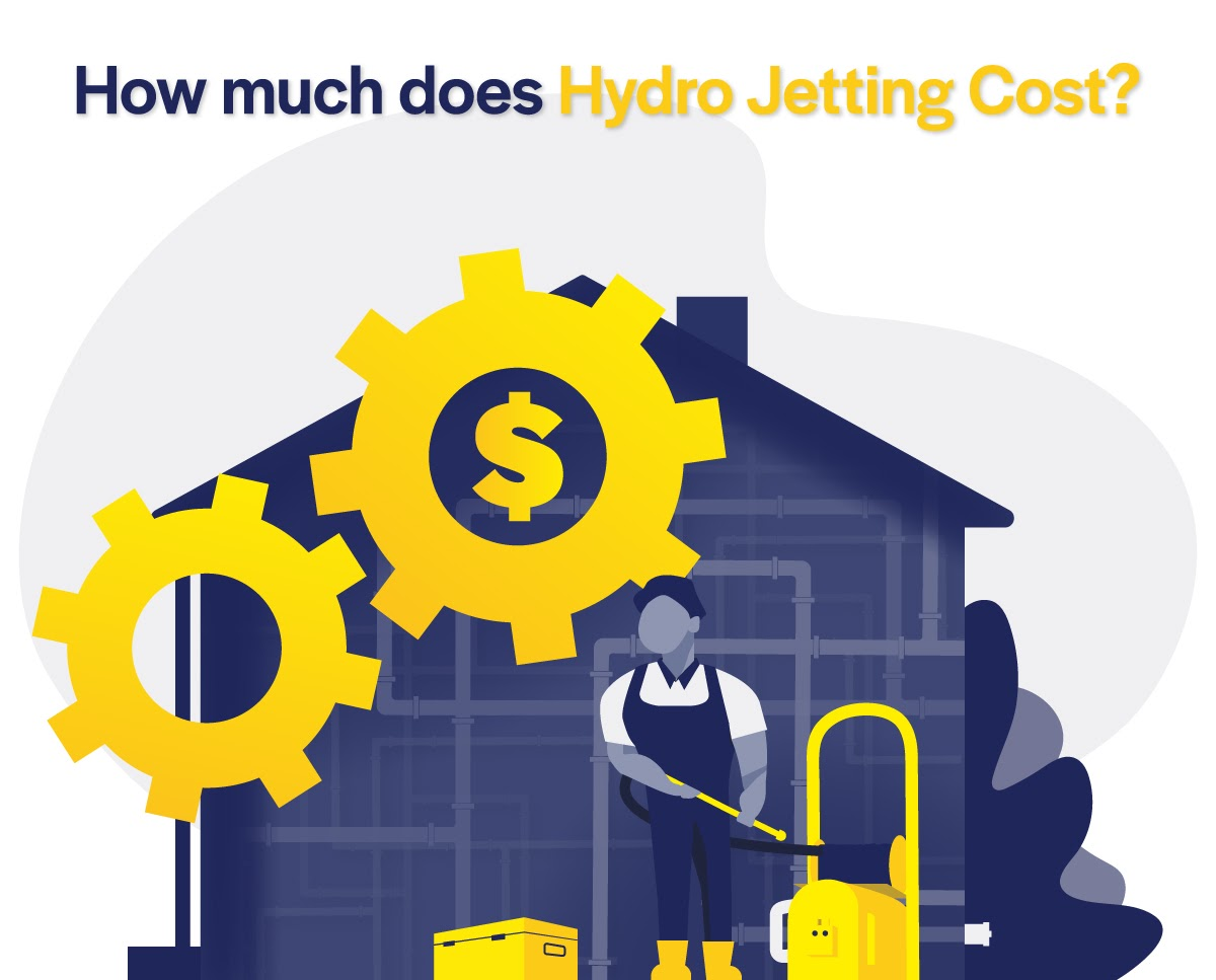 hydro jetting cost