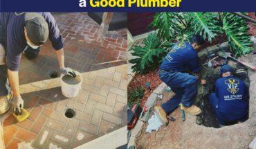 good plumber